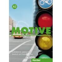 Motive A2, Kursbuch, Lektion 9–18 ISBN: 9783190018819