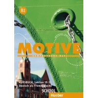 Motive B1, Kursbuch,  Lektion 19–30 ISBN: 9783190018826