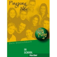 Pingpong Neu 2, Lehrbuch ISBN: 9783190016556