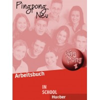 Pingpong Neu 1, Arbeitsbuch ISBN: 9783190116546