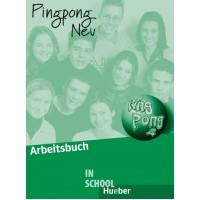 Pingpong Neu 2, Arbeitsbuch ISBN: 9783190116553