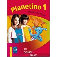 Planetino 1, Kursbuch ISBN: 9783193015778