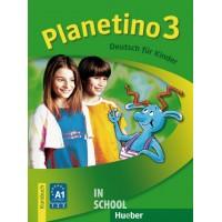 Planetino 3, Kursbuch ISBN: 9783193015792