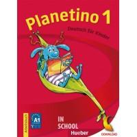 Planetino 1, Arbeitsbuch ISBN: 9783193115775