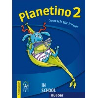 Planetino 2, Arbeitsbuch ISBN: 9783193115782