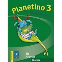 Planetino 3, Arbeitsbuch ISBN: 9783193115799
