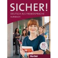 Sicher! B2, Kursbuch ISBN: 9783190012077