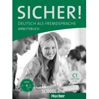 Sicher! C1, Arbeitsbuch mit CD-ROM, Lektion 1-12 ISBN: 9783190112081