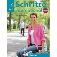 Schritte international Neu 6, Kursbuch + Arbeitsbuch + CD zum Arbeitsbuch ISBN: 9783196010862