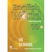 English World 10 Exam Practice Book ISBN: 9780230037038