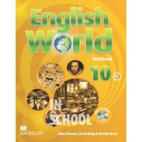 English World 10 Workbook with CD-ROM ISBN: 9780230441347