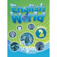 English World 2 Dictionary ISBN: 9780230032156