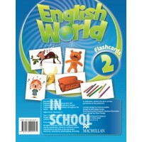 English World 2 Flashcards ISBN: 9780230024571
