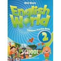 English World 2 Grammar Practice Book ISBN: 9780230032057