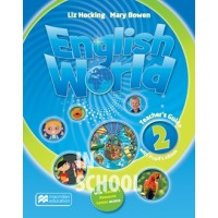 English World 2 Teacher's Guide + eBook Pack ISBN: 9781786327239