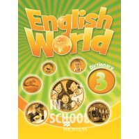 English World 3 Dictionary ISBN: 9780230032163