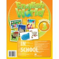 English World 3 Flashcards ISBN: 9780230024588