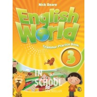 English World 3 Grammar Practice Book ISBN: 9780230032064