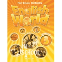 English World 3 Workbook ISBN: 9780230024793