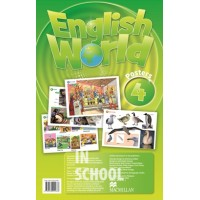 English World 4 Posters ISBN: 9780230024687
