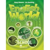 English World 4 Workbook ISBN: 9780230024809