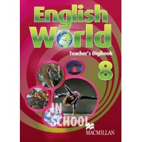 English World 8 Teacher's Digibook ISBN: 9780230032316
