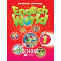 English World 1 Pupil's Book + eBook Pack ISBN: 9781786327055