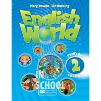 English World 2 Pupil's Book + eBook Pack ISBN: 9781786327062