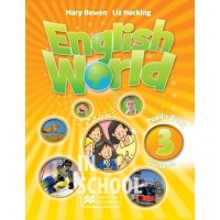 English World 3 Pupil's Book + eBook Pack ISBN: 9781786327079