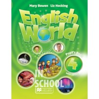 English World 4 Pupil's Book + eBook Pack ISBN: 9781786327086