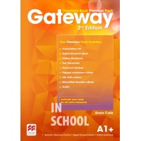 Gateway 2nd Edition A1+ Teacher's Book Premium Pack ISBN: 9780230473065