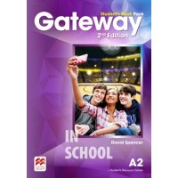 Gateway 2nd Edition A2 Student's Book Pack ISBN: 9780230473096