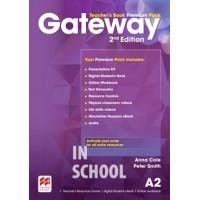 Gateway 2nd Edition A2 Teacher's Book Premium Pack ISBN: 9780230473089