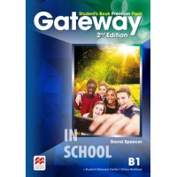 Gateway 2nd Edition B1 Student's Book Premium Pack ISBN: 9780230473119