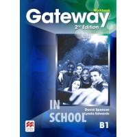 Gateway 2nd Edition B1 Workbook ISBN: 9780230470910
