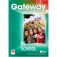 Gateway 2nd Edition B1+ Student's Book Premium Pack ISBN: 9780230473157