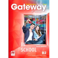 Gateway 2nd Edition B2 Student's Book Premium Pack ISBN: 9780230473171