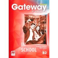 Gateway 2nd Edition B2 Workbook ISBN: 9780230470972