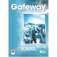 Gateway 2nd Edition B2+ Workbook ISBN: 9780230471009