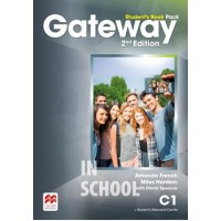 Gateway 2nd edition C1 Student's Book Pack ISBN: 9781786323156