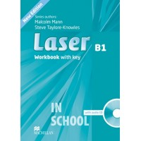 Laser B1 Third Edition Workbook with Key and CD Pack ISBN: 9780230433533