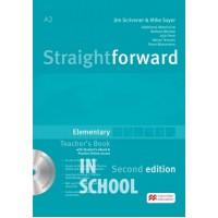 Straightforward 2nd Edition Elementary + eBook Teacher's Pack ISBN: 9781786327628