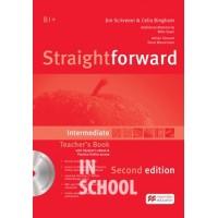 Straightforward 2nd Edition Intermediate + eBook Teacher's Pack ISBN: 9781786327666