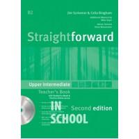 Straightforward 2nd Edition Upper Intermediate + eBook Teacher's Pack ISBN: 9781786327680
