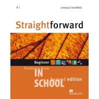 Straightforward Second Edition Beginner Student's Book ISBN: 9780230422957