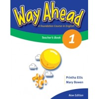 Way Ahead 1 Teacher's Book ISBN: 9781405058575
