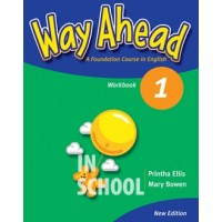 Way Ahead 1 Workbook ISBN: 9781405058568