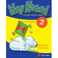 Way Ahead 2 Teacher's Resource Book ISBN: 9781405064156