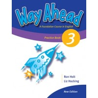 Way Ahead 3 Practice Book ISBN: 9781405058544