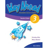 Way Ahead 3 Teacher's Book ISBN: 9781405058728